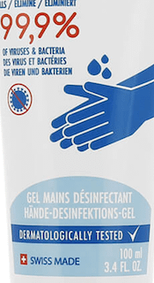 Disinfectants and Masks